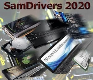 SamDrivers 20.8 [LAN-WLAN] (2020) PC