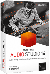 MAGIX Sound Forge Audio Studio 14.0.75 (2020)
