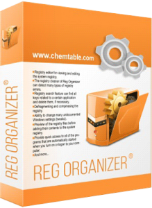 Reg Organizer 8.44 (2020) PC | RePack & Portable by elchupacabra