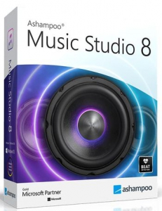 Ashampoo Music Studio 8.0.3.2 (2020) РС