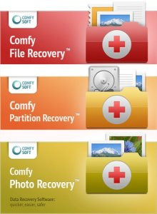 Comfy Recovery Collection [3in1] 10.08.20 RePack (& Portable) by ZVSRus [Ru/En]