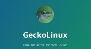 "GeckoLinux ""Rolling"" edition [amd64] 7xDVD"