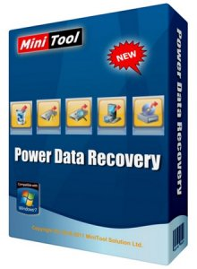MiniTool Power Data Recovery 9.1 Business Technician (2020) PC | RePack & Portable by TryRooM