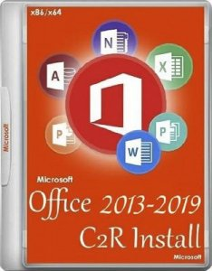 Office 2013-2019 C2R Install + Lite 7.07 b12 Portable by Ratiborus (2020) Русский / Английский
