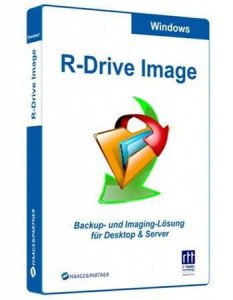 R-Drive Image (6.3 Build 6307) + BootCD На Русском