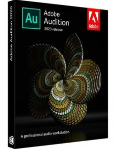 Adobe Audition 2020 13.0.12.45 [x64] (2020) РС | RePack by KpoJIuK