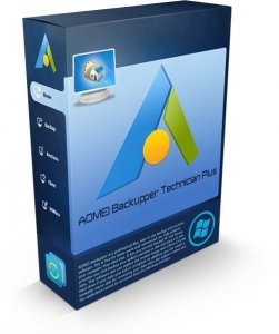 AOMEI Backupper Technician Plus 6.2.0 (2020) PC | RePack by KpoJIuK