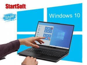 Windows 10 v20H2 plus v2004 by StartSoft Modernization 08-2020 [Ru/En]