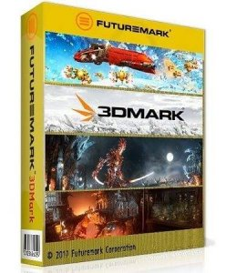 Futuremark 3DMark Professional Edition (2.16.7094) RePack by KpoJIuK