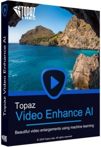 Topaz Video Enhance AI 1.8.2 (2020) PC | RePack & Portable by TryRooM