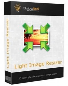 Light Image Resizer 6.0.6.0 RePack (& Portable) by TryRooM [Multi/Ru]