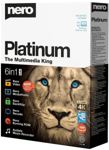 Nero Platinum Suite 2021 (v23.0.1010 + Content Packs) На Русском