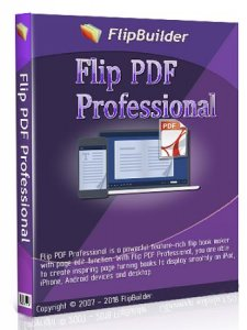 Flip PDF Professional 2.4.10.2 RePack (& Portable) by TryRooM [Multi/Ru]