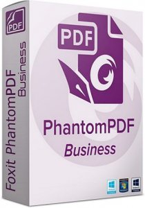 Foxit PhantomPDF Business 10.1.3.37598 RePack (& Portable) by elchupacabra [Multi/Ru]